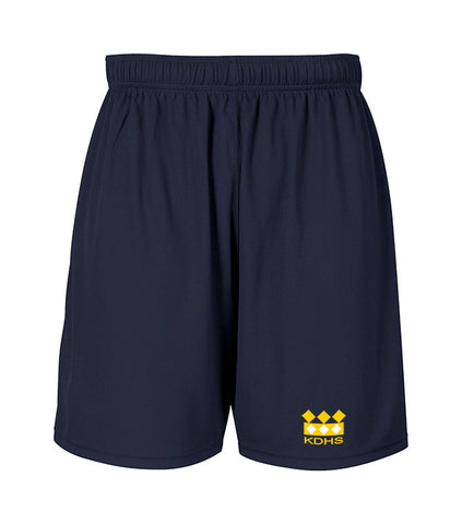 KING DAVID GYM SHORTS, WICKING, ADULT
