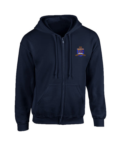 KING DAVID ZIP HOODIE, YOUTH