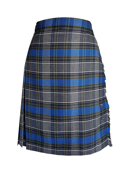 TARTAN KILT, REGULAR BACK