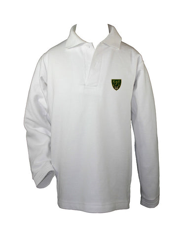 KIDDY JUNCTION GOLF SHIRT, LONG SLEEVE, CHILD