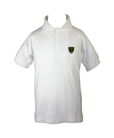 KIDDY JUNCTION GOLF SHIRT, SHORT SLEEVE, CHILD