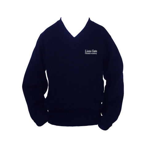 LIONS GATE PULLOVER, YOUTH