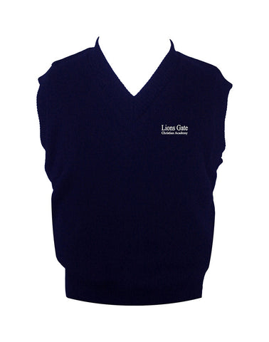 LIONS GATE VEST, UP TO SIZE 32