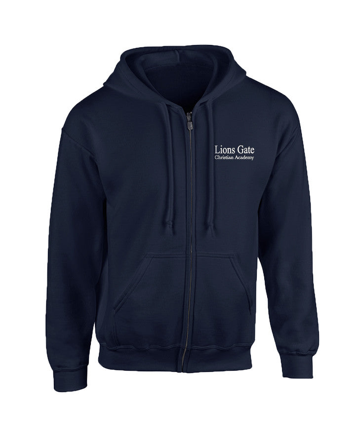 LIONS GATE ZIP HOODIE, YOUTH