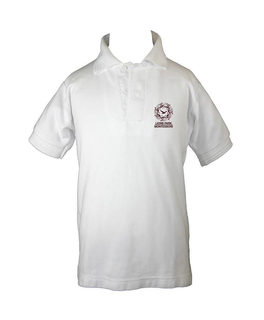 LIONS PARK GOLF SHIRT, SHORT SLEEVE