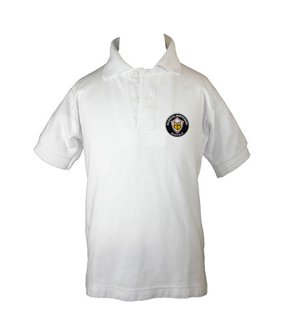 MARPOLE GOLF SHIRT, SHORT SLEEVE, CHILD