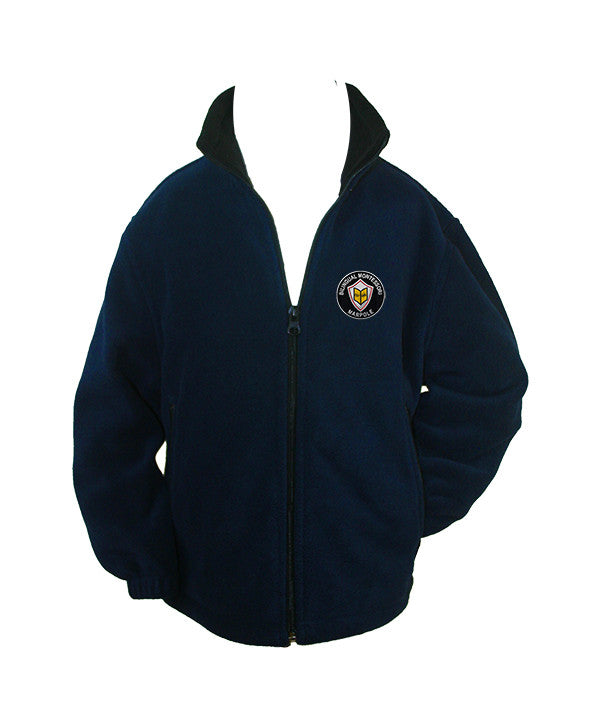 MARPOLE FLEECE JACKET, CHILD