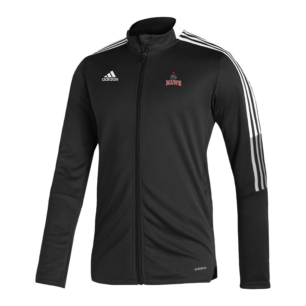 MAPLE LEAF WORLD TRACK JACKET, TIRO 21, YOUTH
