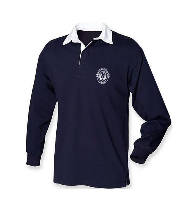 MARIA MONTESSORI RUGBY SHIRT, ADULT