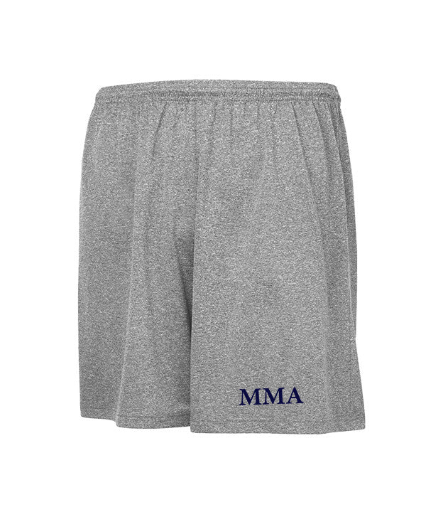 MARIA MONTESSORI GYM SHORTS, BAMBOO, YOUTH