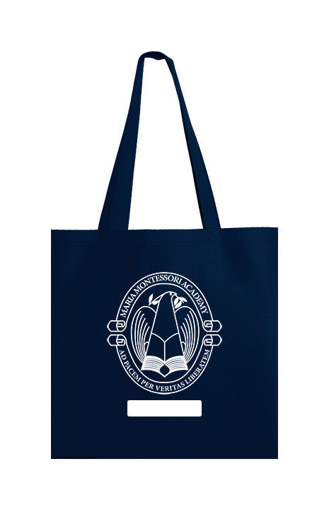 MARIA MONTESSORI TOTE BAG