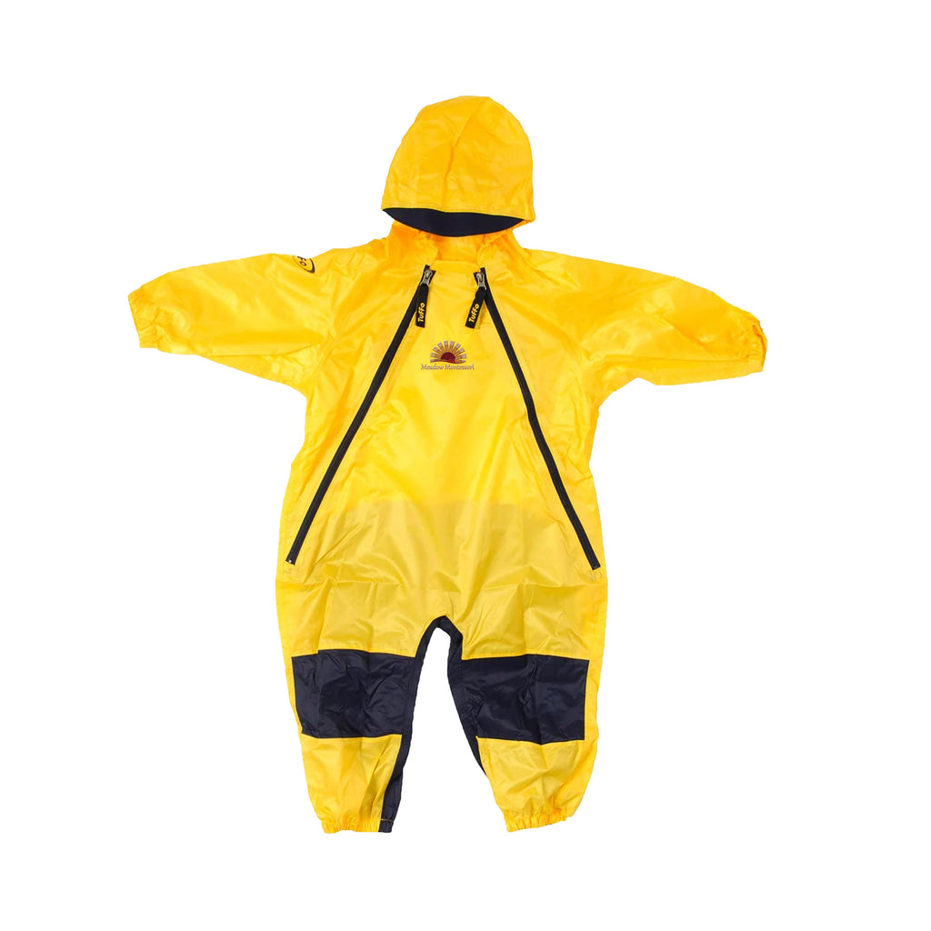 MEADOW MONTESSORI COVERALLS, WATERPROOF, TODDLER