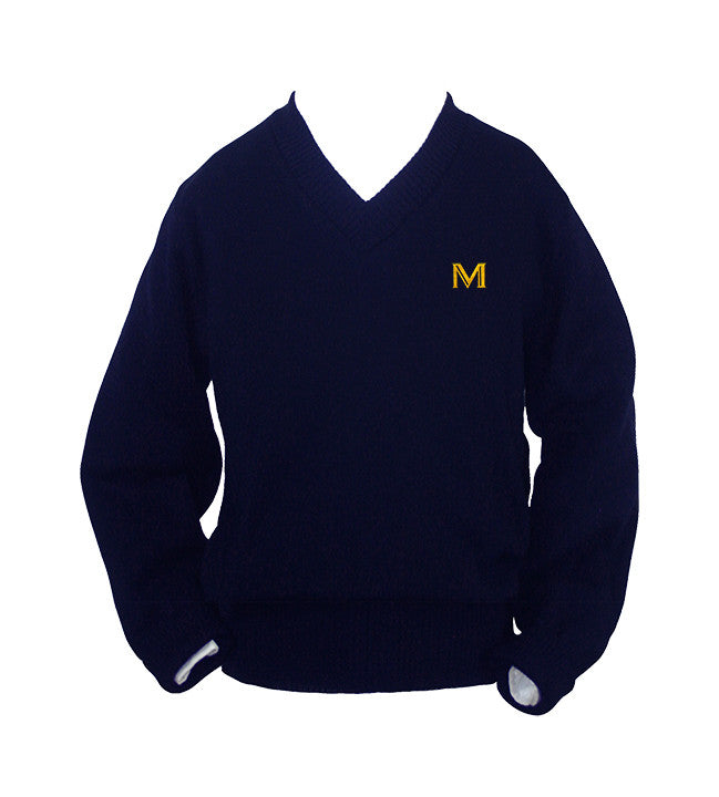 MULGRAVE PULLOVER, YOUTH