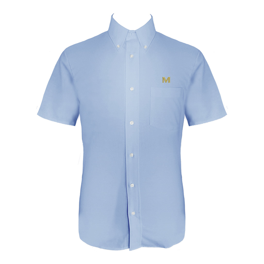 MULGRAVE DRESS SHIRT, SHORT SLEEVE, MENS