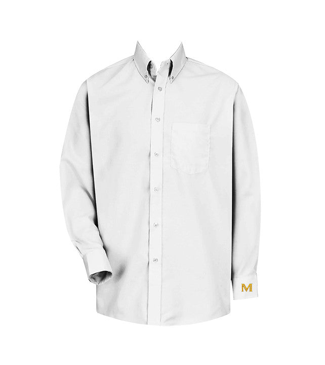 MULGRAVE DRESS SHIRT, LONG SLEEVE, MENS