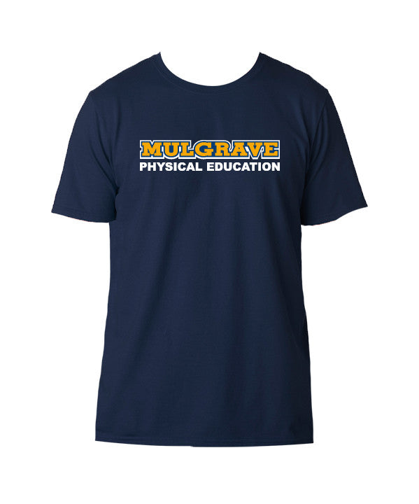MULGRAVE GYM T-SHIRT, COTTON, ADULT