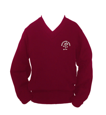MONTESSORI WORLD PULLOVER