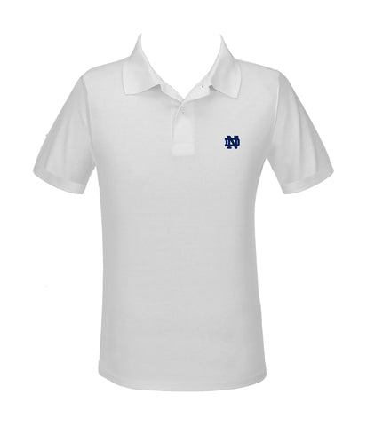 NOTRE DAME GOLF SHIRT, UNISEX, YOUTH