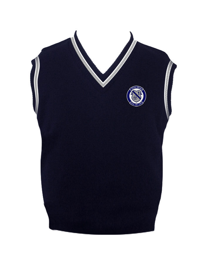 NOTRE DAME VEST, UP TO SIZE 42