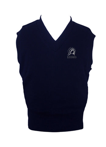 OUR LADY OF LOURDES VEST, UP TO SIZE 32