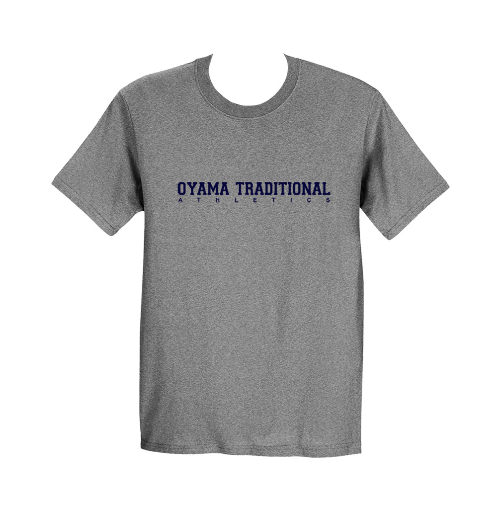 OYAMA GYM T-SHIRT, COTTON, YOUTH