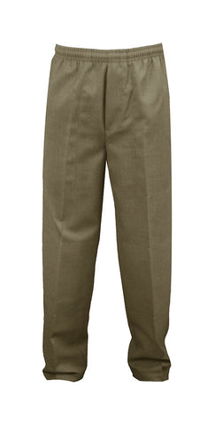 KHAKI RUGBY PANTS, POLY/COTTON, TODDLER
