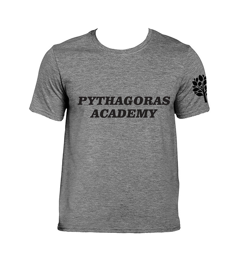 PYTHAGORAS GYM T-SHIRT, YOUTH