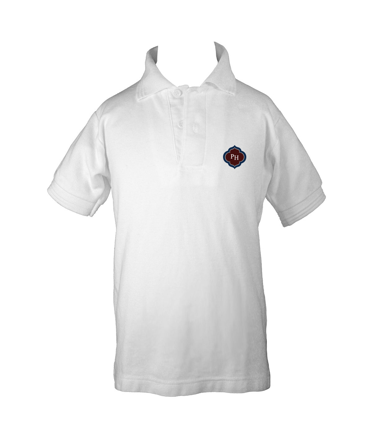 PEREGRINE HOUSE GOLF SHIRT, SHORT SLEEVE
