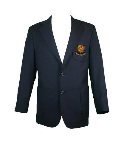 PATTISON BLAZER, DARK NAVY, MENS