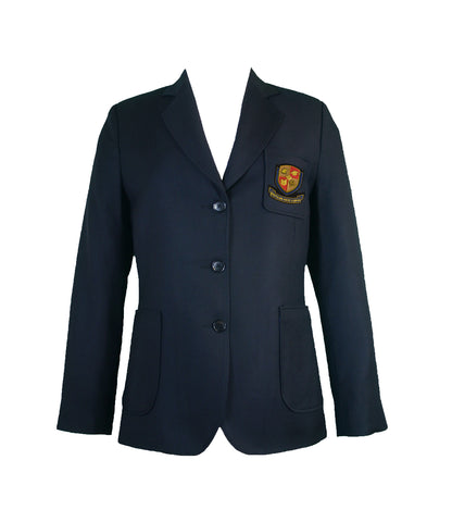PATTISON BLAZER, DARK NAVY, LADIES
