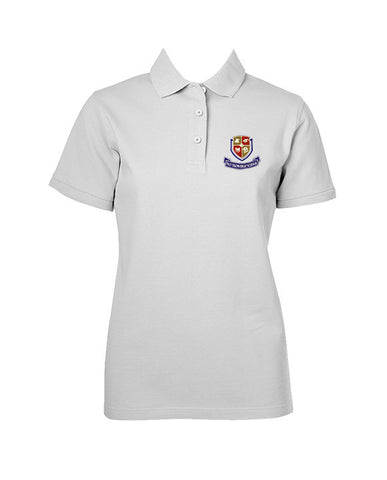 PATTISON GOLF SHIRT, GIRLS, SHORT SLEEVE, ADULT