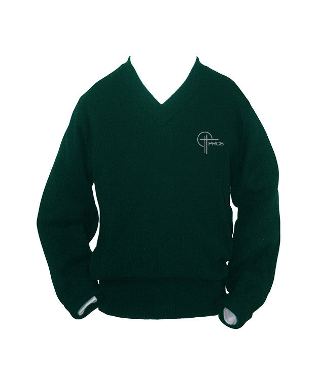 POWELL RIVER CHRISTIAN PULLOVER, YOUTH