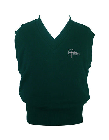 POWELL RIVER CHRISTIAN VEST, UP TO SIZE 42