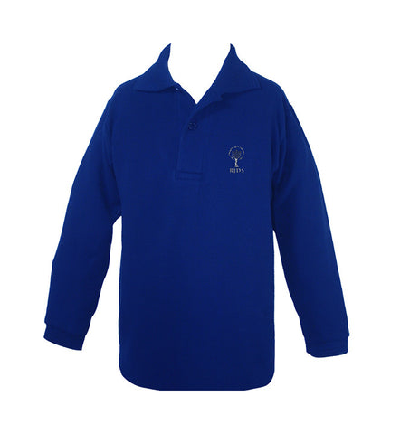 RICHMOND JEWISH DAY GOLF SHIRT, UNISEX, LONG SLEEVE, CHILD