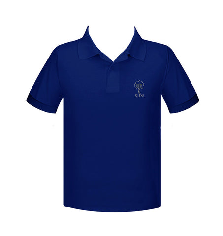 RICHMOND JEWISH DAY GOLF SHIRT, UNISEX, SHORT SLEEVE, YOUTH
