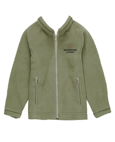 ROTHEWOOD FLEECE JACKET, CHILD