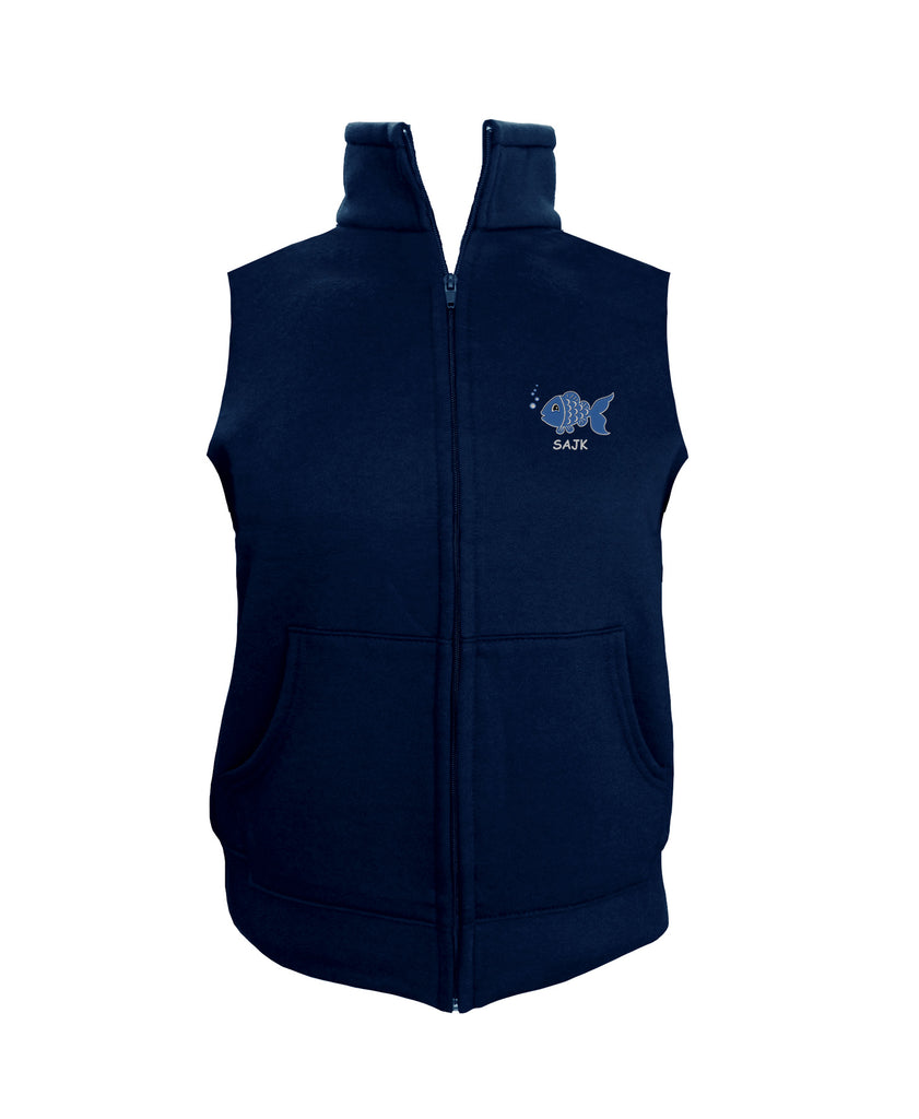 ST. ANTHONY'S JUNIOR KINDERGARTEN SWEAT VEST, CHILD