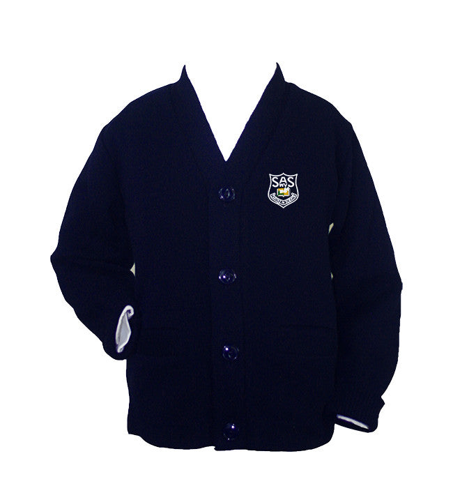 ST. ANTHONY'S CARDIGAN, UP TO SIZE 42