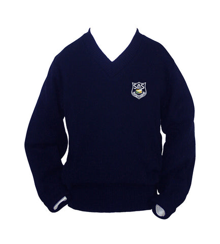 ST. ANTHONY'S PULLOVER, UP TO SIZE 42