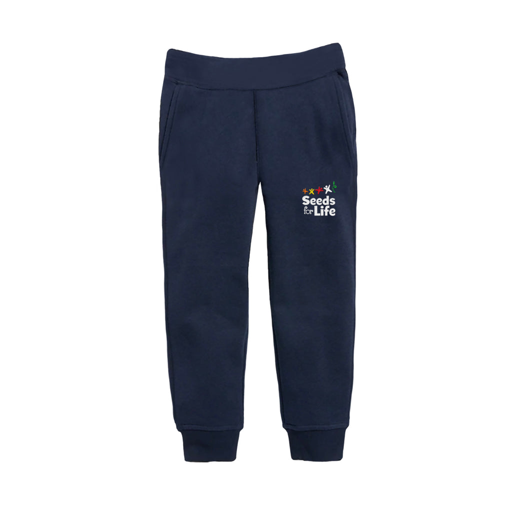 SEEDS FOR LIFE SWEATPANTS, CHILD