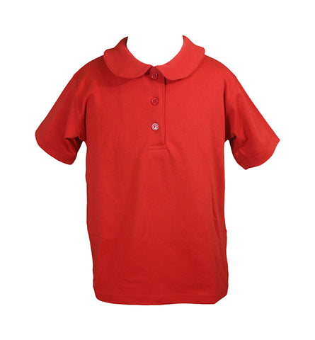 RED TINKERBELL SHIRT, SHORT SLEEVE
