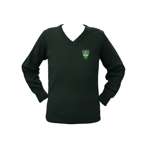 ST. JUDE SCHOOL PULLOVER, UP TO SIZE 42