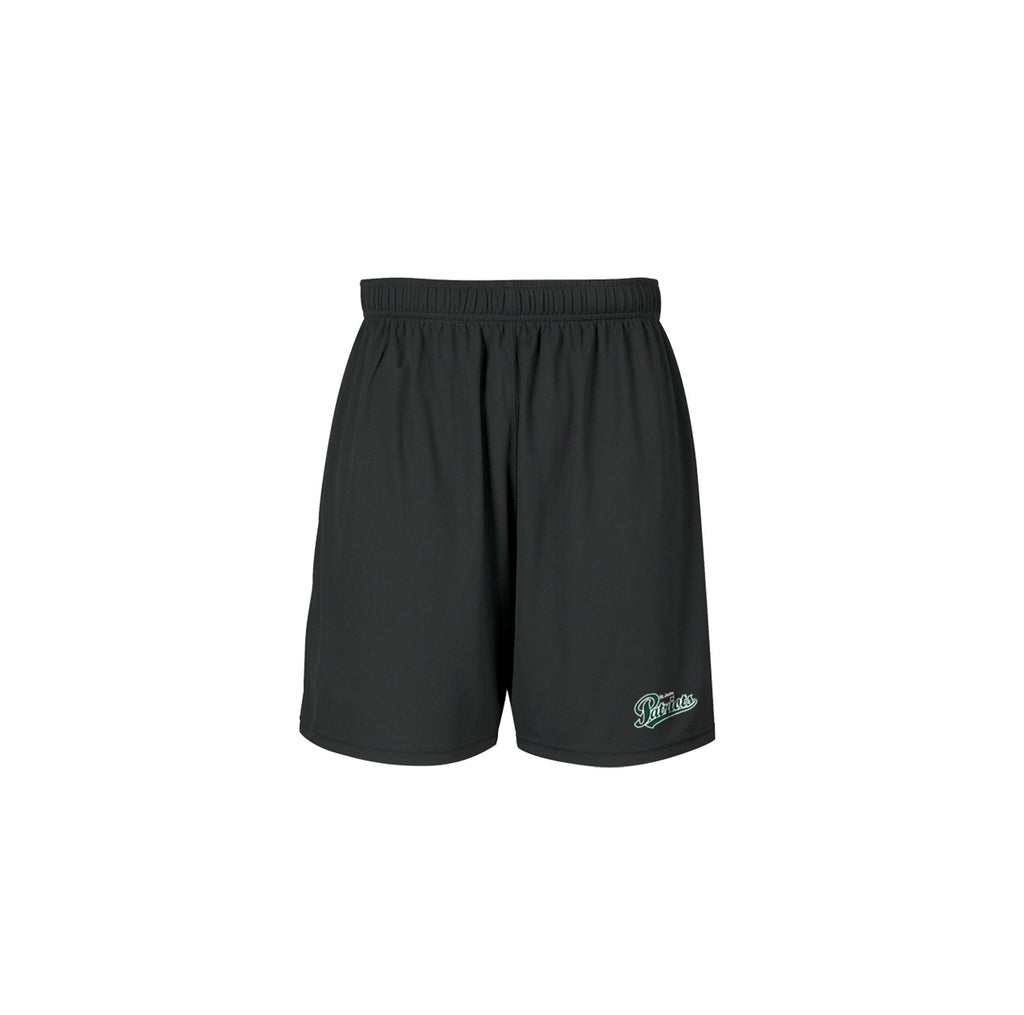 ST. JUDE SCHOOL GYM SHORTS, WICKING, ADULT