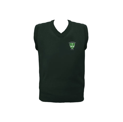 ST. JUDE SCHOOL VEST, UP TO SIZE 32