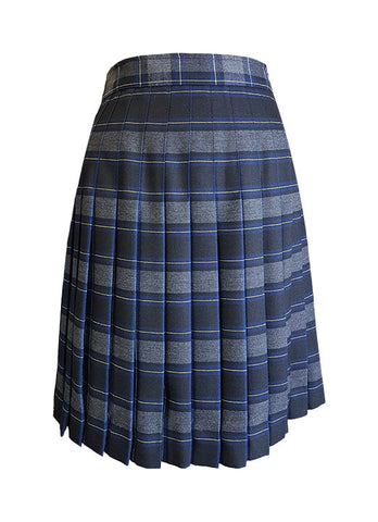 TARTAN SKIRT, REGULAR BACK, YOUTH