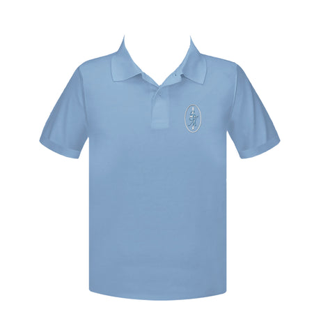 ST. MARY'S GOLF SHIRT, UNISEX, SHORT SLEEVE, ADULT