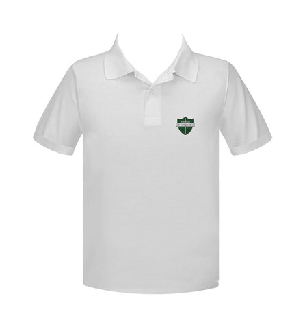 ST. PATRICK'S MAPLE RIDGE GOLF SHIRT, SHORT SLEEVE, YOUTH
