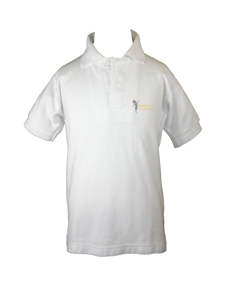 STARS OF TOMORROW GOLF SHIRT, SHORT SLEEVE