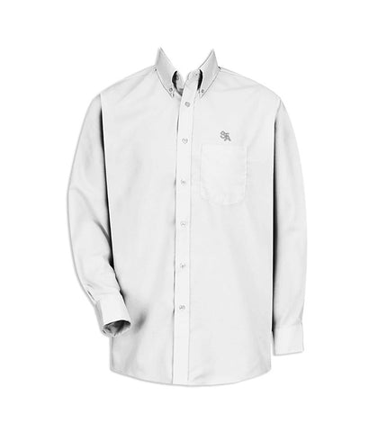 ST. THOMAS AQUINAS DRESS SHIRT, LONG SLEEVE, MENS