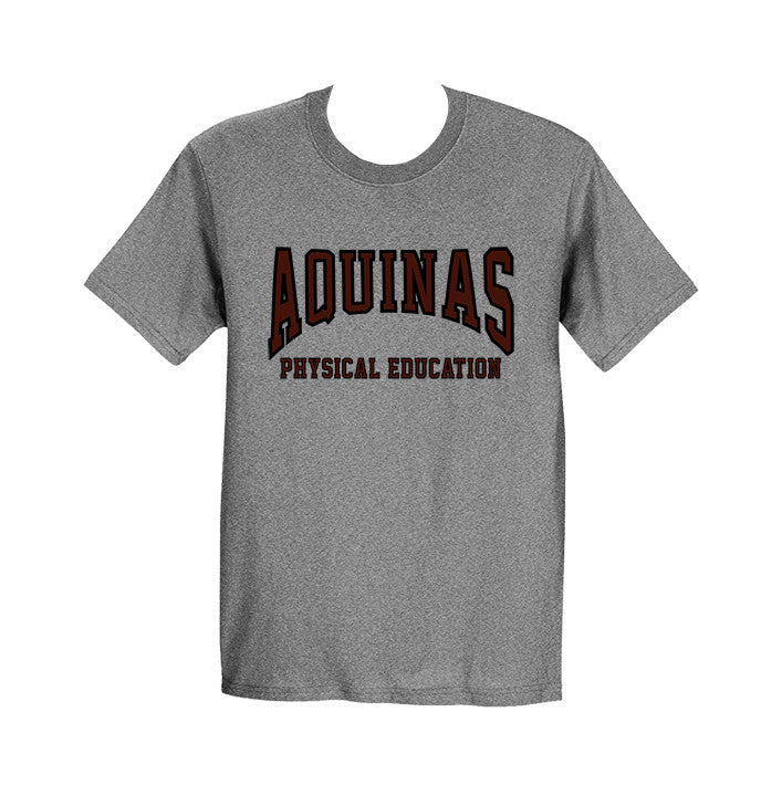 ST. THOMAS AQUINAS GYM T-SHIRT, BAMBOO, YOUTH